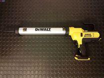 DeWALT DCE580N-XJ Aku vytlačovací pistole na tmely pro náplně 300-600ml - 18V, bez aku