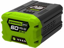 Akumulátor - baterie Greenworks G60B2 - 60V/2.0 Ah Li-ion