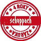Stavební míchačka na beton a maltové směsi Scheppach MIX 180 - 800W, 180L