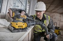 Vibrační bruska DeWALT DWE6411-QS - 108x115mm, 230W, 1.4kg