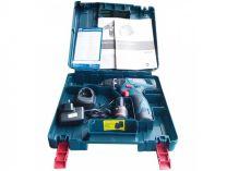 Aku vrtačka s příklepem Bosch GSB 120-LI Professional - 2x 10.8V/1.5Ah, 28Nm, v kufru (06019F3006) Bosch PROFI