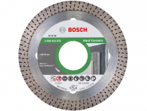 Diamantový kotouč Bosch Best for Hard Ceramic 125x22.23x1.4/10mm