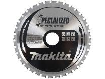 Pilový kotouč Makita B-09743 (B-03931) SPECIALIZED FOR METAL CUTTING 185 x 30 mm, 36 zubů, na železo a ocel (např. pro Makita 4131)