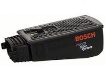 Plastový box na prach Bosch pro brusku Bosch GEX 150 AC, GSS 230 AE / 280 AE + fixační držák