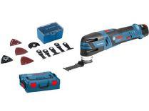 Aku multifunkční nářadí Bosch GOP 12V-28 Professional - 2x 12V/2.5Ah, 1.0kg, kufr L-BOXX