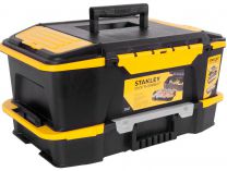 Box na nářadí STANLEY STST1-71962 - kufr s organizérem CLICK&CONNECT - 50.7x3.1x24.7cm