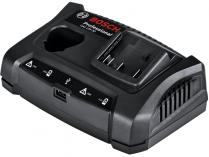 Bosch GAX 18V-30 Professional - pro aku 10.8V až 18V, Lithium-iontová rychlonabíječka s USB