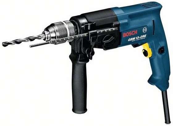 Elektrická vrtačka bez příklepu Bosch GBM 13-2 RE Professional 0601169567