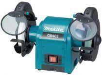 Zobrazit detail - Dvoukotoučová bruska Makita GB602 - 250W; 150x16 mm