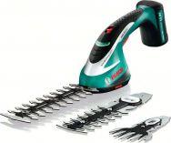 Bosch ASB 10,8 LI Set - Aku nůžky na keře a trávu