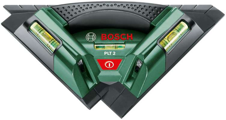Bosch PLT 2 Laserový úhelník - laser na obklady a dlažbu
