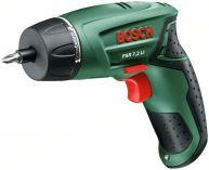 Bosch PSR 7,2 Li - 7.2V Li-ion, kufr
