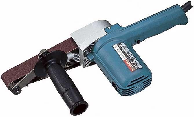 Makita 9031 elektrický pásový pilník - pásová bruska