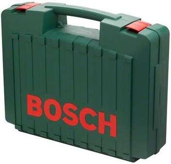 Plastový kufr pro vibrační brusky Bosch PSS 190 AC; PSS 200 A; PSS 200 AC; PSS 250 AE 2605438168