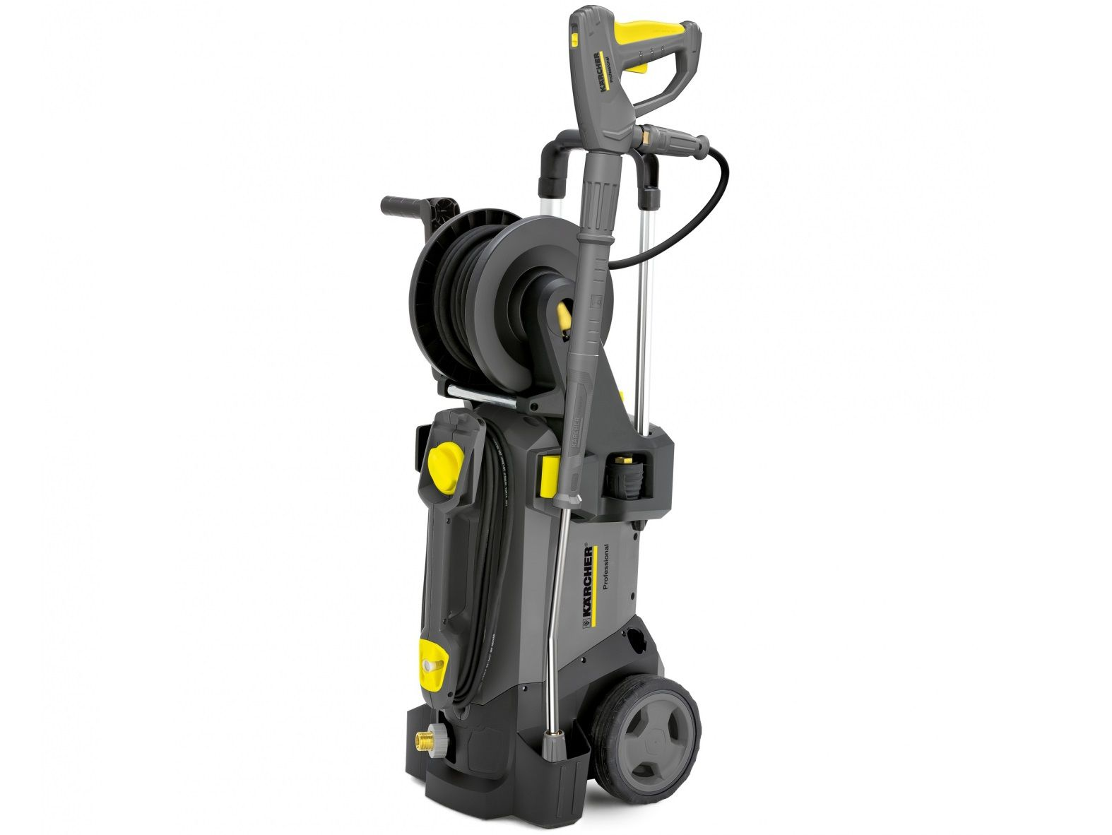 Kärcher HD 5/15 CX Plus *EU Professional nový vysokotlaký čistič s navijákem, 2800W, 200bar, 500l/h, 27.5kg (1.520-932.0)