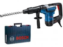 Vrtací a sekací kladivo Bosch GBH 5-40 D Professional, SDS-Max, 1100W, 8.5J, 12-40mm, 6.8kg