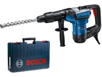 Bosch GBH 5-40 D Professional, SDS-Max, 1100W, 8.5J, 12-40mm, 6.8kg, vrtací a sekací kladivo SDS-Max