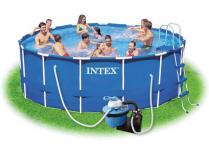 Bazén Marimex Intex Florida 3,66x0,99m s pískovou filtrací ProStar 4