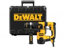 Kombinované kladivo SDS-Plus DeWALT D25323K-QS - 800W, 2.8J, 3.4kg, v kufru