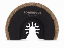 Multifunkční stroj (oscilační bruska) PowerPlus POWX1347MC - 300W, dárkové balení PowerPlus (VARO)