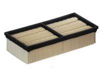 Plochý skládaný filtr balený (papír) Kärcher - třída prachu M pro NT 65/2 Tact², NT 75/2 Tact² Me
