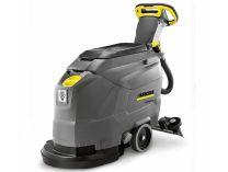Podlahový mycí stroj Kärcher BD 43/35 C Ep, s odsáváním - 1400W, 35L, 230V, 48kg