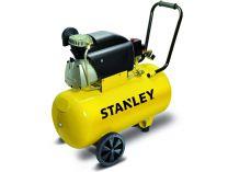 Olejový kompresor STANLEY D210/8/50S - 1.5kW, 8bar, 222l/min, 50l, 34kg