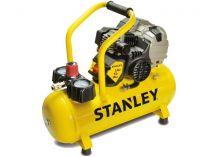 Samomazný přímo řízený kompresor STANLEY HY 227/10/12 - 1.5kW, 10bar, 222l/min, 12l, 14.4kg