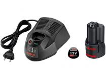 Startovací sada Bosch Starter set GBA 12V 2.0Ah + GAL 1230 CV Professional