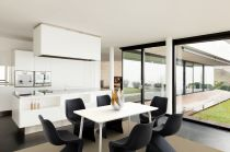 Zahradní židle BLOOM - SIESTA EXCLUSIVE - černá, 50x85x58cm, 7kg, polypropylen (441123) Siesta (Hanscraft)