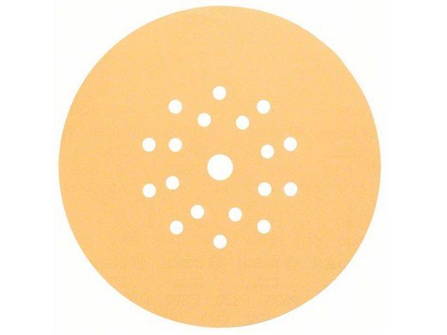 Bosch Best for Wood and Paint - brusný papír 225mm, 19 děr, zrnitost P100, C470, 25ks, pro brusku na sádrokarton (žirafu), opracovatelné materiály, dřevo (2608621035) Bosch příslušenství