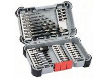 35-dílná sada vrtáků a bitů Bosch Professional Impact Control - šestihranná stopka