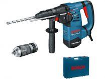 Vrtací a sekací kladivo Bosch GBH 3000 Professional - SDS-Plus, 800W, 3.1J, 3.6kg, kufr