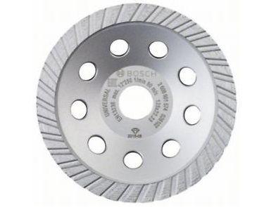 Diamantový brusný hrnec Bosch Standard for Universal - pr. 125x22.23/5.0mm, 1-řadý segment (2608601574) Bosch příslušenství