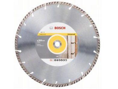 Diamantový kotouč na beton, železné kovy a kámen Bosch Standard for Universal - pr. 350x20x3.3/10mm (2608615070) Bosch příslušenství