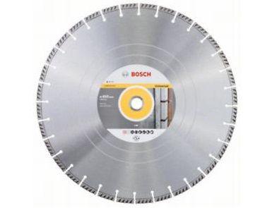 Diamantový kotouč na beton, železné kovy a kámen Bosch Standard for Universal - pr. 450x25.4x3.6/10mm (2608615074) Bosch příslušenství