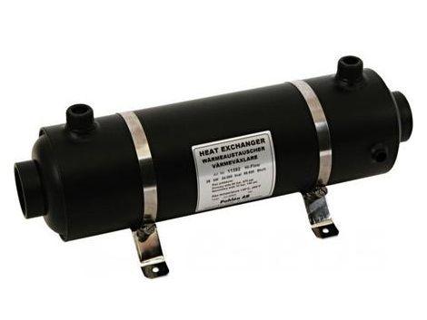Tepelný výměník PAHLÉN Hi-Flow 75 kW - HF 75 - pro ohřev vody v bazénu a vířivce, 7.2kg (301324) Hanscraft