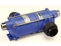 Tepelný výměník PAHLÉN Hi-Temp 75 kW, HT 75, plastový,pro ohřev vody v bazénu a vířivce, 3.2kg