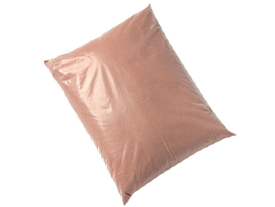 Filtrační písek - frakce 1.0-4.0mm / 50kg pytel, křemičitý písek do bazénových filtrací - hrubý (304421) Hanscraft