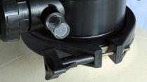 Písková filtrace do bazénů HANSCRAFT GECCO TOP 500 - 10.0m3/h, filtrační nádoba, 0.20m2, 70kg písku, 13kg (304091)