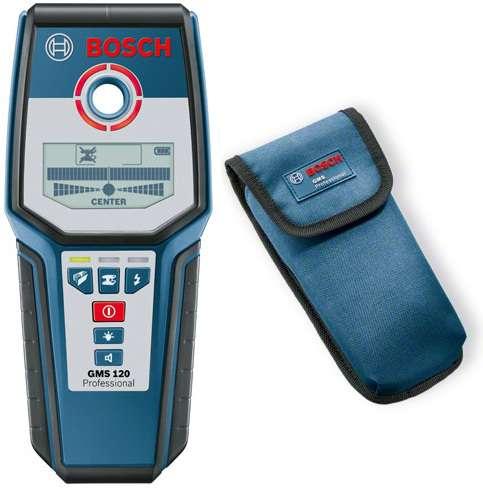 Bosch GMS 120 Professional Univerzální detektor (0601081000)