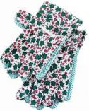 Zahradní rukavice Avocet dámské textilní,  vel. č.9