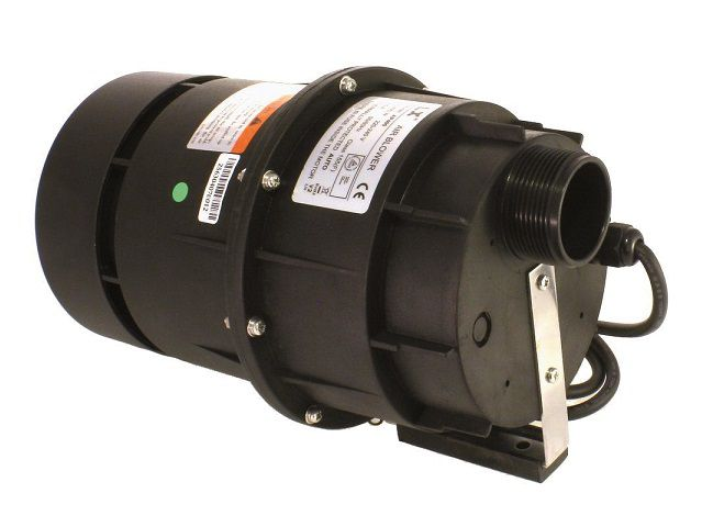 Vzduchovač do bazénů HANSCRAFT BUBBLE MASTER 200 - 200W, 1-1.3m3/min, 6-8 trysek, 230/1.2V, 2A, 65db(A), 3kg (304540)