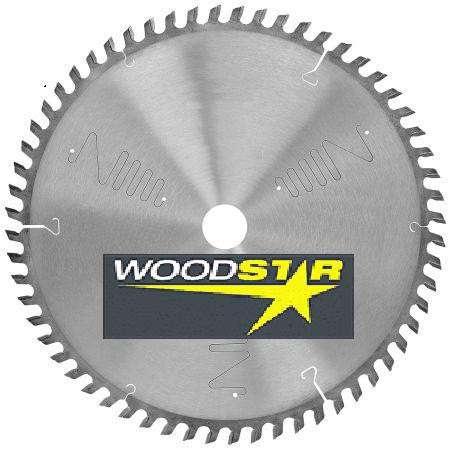 Pilový kotouč Woodster HW 254x30mm / 60 zubů, na dřevo, lamino
