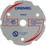 DREMEL® DSM500 pro DSM20 - Univerzální karbidový řezný kotouč