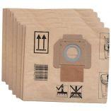 Papírové pytle Makita P-70194 do 446L, 446LX, VC3012LX  - 5ks