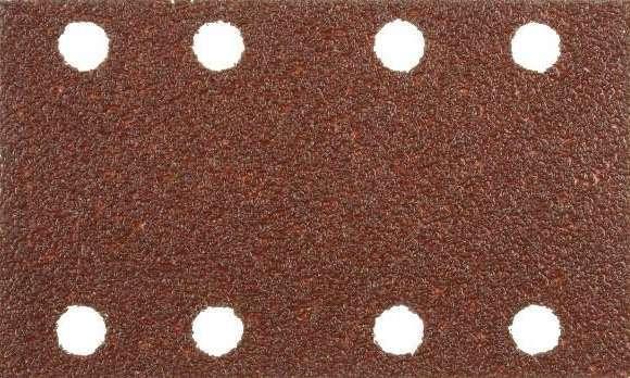 Brusný papír Makita P-36033, 93x228mm - hr.180, děrovaný - 10ks (do vibrační brusky Makita BO3710, BO3711 ad.)