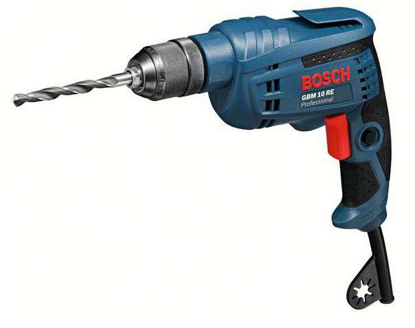 Bosch GBM 10 RE Professional vrtačka bez příklepu
