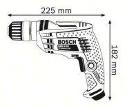 Bosch GBM 6 RE Professional vrtačka bez příklepu (0601472600) Bosch PROFI