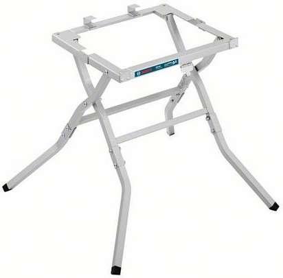 Bosch GTA 600 Professional - Transportní a pracovní stůl pro stolní okružní pilu GTS 10 J Professional Bosch příslušenství